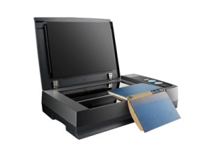 Como escanear um documento na impressora